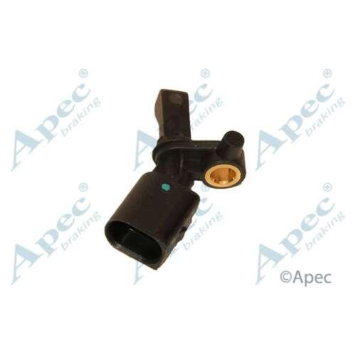 Fits AUDI A2 8Z0 1.4 TDI Authentique APEC Arrière Droit ABS Roue Capteur de vitesse