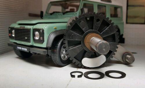 Lucas Essuie-Glace Moteur Gear Land Rover Defender TD5 TDCi Puma 140 Degré