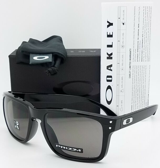 618d1c53552 Oakley Holbrook Asian Fit Prizm Grey Square Sunglasses Oo9244 924430 ...
