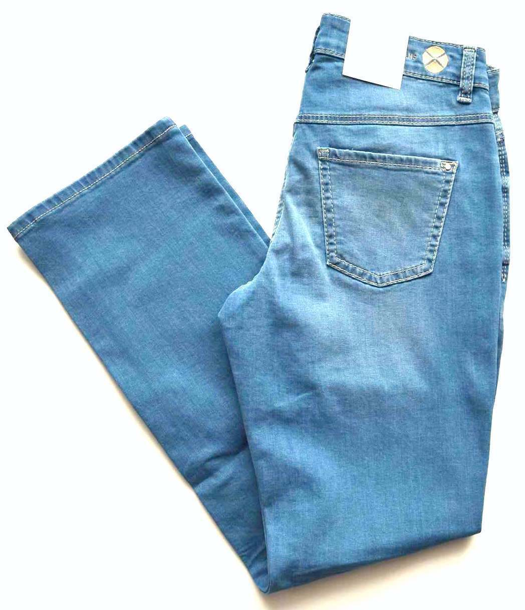 MAC Jeans DREAM straight fit  Stretch blue bluee Denim Gr.34 L 32 NEU