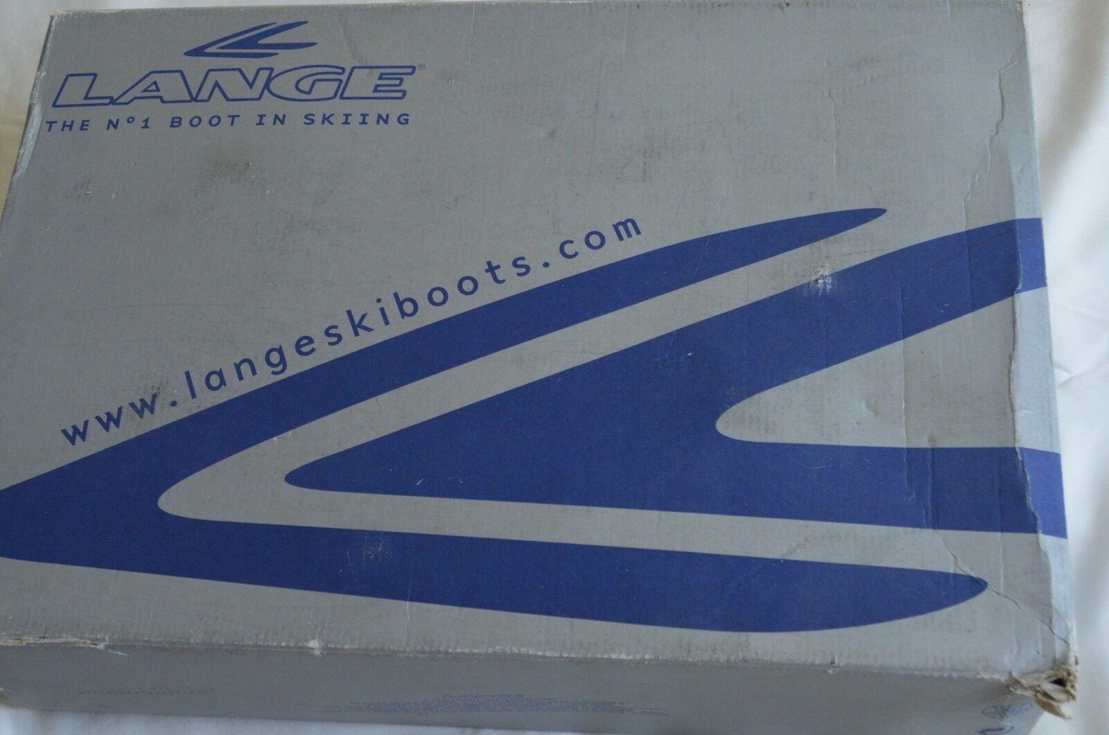 Lange Ski Stiefel 70 VEC-S Blau Pacific, Unisex Größe 10,5 damen, 9,5- men