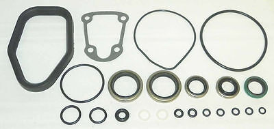 Johnson Evinrude Lower Unit Seal Kit 40 Hp 1989-Up WSM 446-104 OEM# 0433550