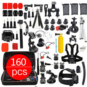 Accessories-Pack-Case-Chest-Head-Bike-Monopod-Surf-Mount-for-GoPro-Hero-5-4-3-2