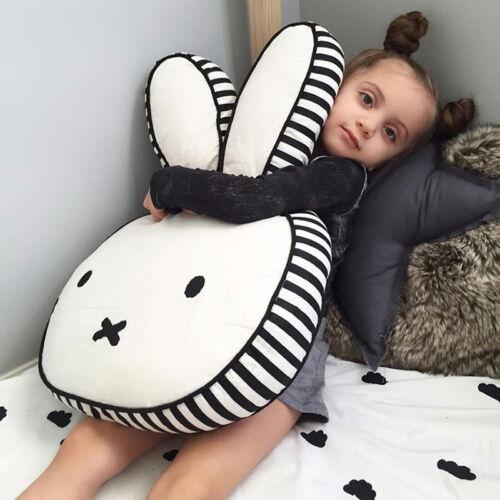 Miffy Kaninchen Plüsch Spielzeug Kissen Niedlich Tier Baby Hase Kissen Geschenk