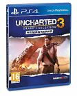 Uncharted 3: Drake's Deception Remastered - Playstation 4 (PS4) - UK/PAL