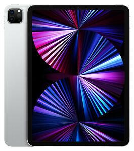 "Apple iPad Pro 11"" 2021 - 256GB - Wi-Fi - Silber - 🔥 NEU & OVP 🔥 WOW"