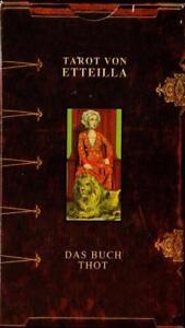Tarot-von-Etteilla-mit-Anleitung-rar-selten-Sammler-Lo-Scarabeo-Koenigsfurt-2003