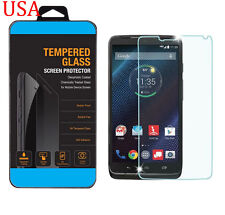 Tempered Gorilla Glass Screen Protector for Motorola Droid Turbo Xt1254 USA