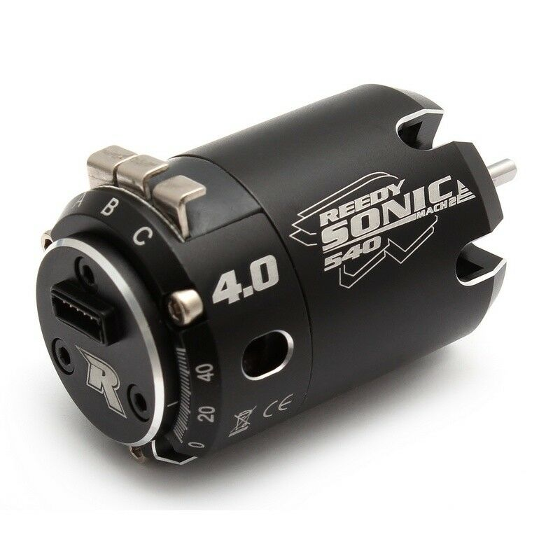 Associated 245 Reedy Sonic 540 Mach 2 4.0T Modified Motor