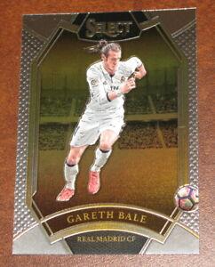 2016-17 Select Gareth Bale Field Level Base #245 Real Madrid 2017