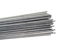 Wheelsmith DB15 Direct Pull Blank Spokes 310mm 15g 10 Ct. Threadless Silver NEW