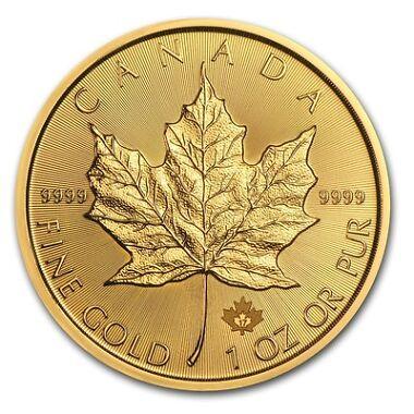 2017 Canada 1 oz Gold Maple Leaf Coin