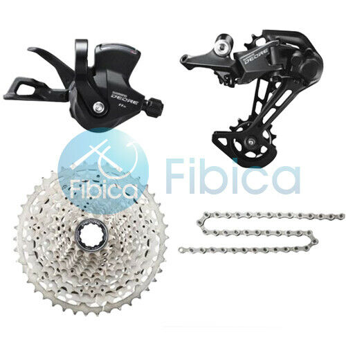 New 2021 Shimano Deore M5100 11-speed Drivetrain Upgrade Groupset 11-51t//42t