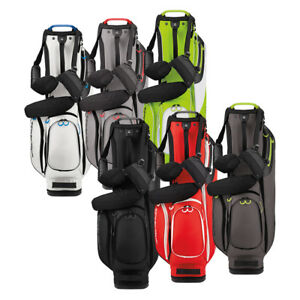 New-TaylorMade-Flextech-Lite-Golf-Bag-4-WAY-TOP-FULL-LENGTH-DIVIDERS