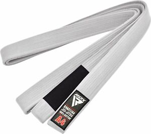 TMA Jiu Jitsu GI Belts BJJ Brazilian Fight Uniform Belt 100/% Cotton MMA US