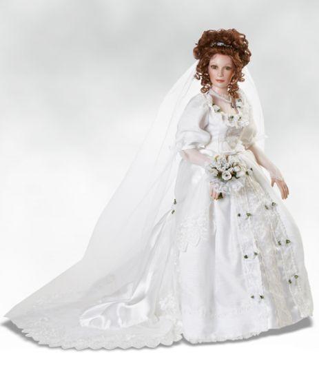 Angelina  Hermoso azulshing Bride Por Patricia rosado para galerías paraíso