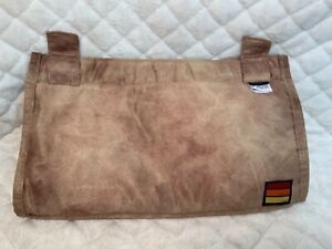 LoveSac SodaSac Snap On Cup Holder Accessory Light Brown