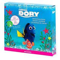 "Bullyland® Adventskalender ""Findet Dory"" enthält 6 Mini Figuren ( Nemo, Dorie )"