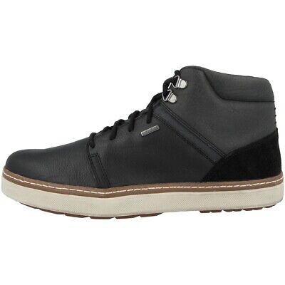 GEOX U Mattias B ABX A Men Herren Schuhe Stiefel Schnürschuhe U84T1A046FEC9999   eBay