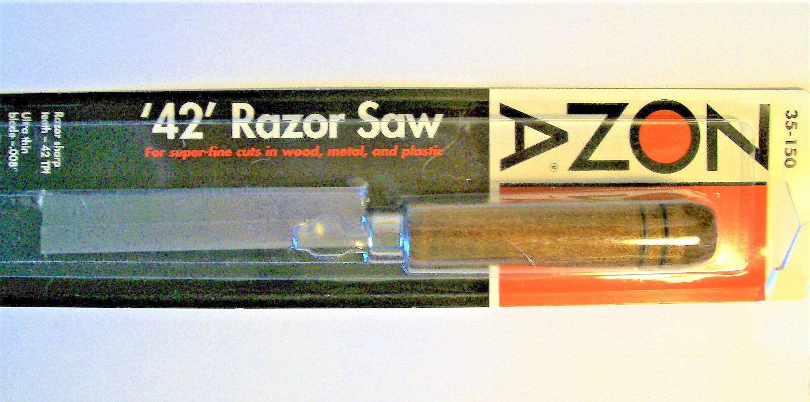 Zona SA35//050 52-Teeth Razor Saw