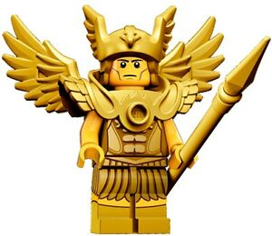 LEGO-Minifigures-Series-15-Winged-Battle-Warrior-suit-army-fantasy-castle-set
