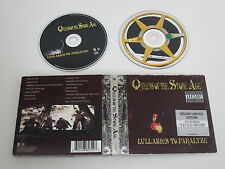 QUEENS OF THE STONE AGE/LULLABIES TO PARALYZE(INTERSCOPE 0602498803127) CD+DVD