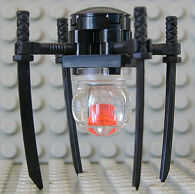 Sw074 Neuware B'omarr Monk ak08 Lego Star Wars Hirnläufer Aus 4480