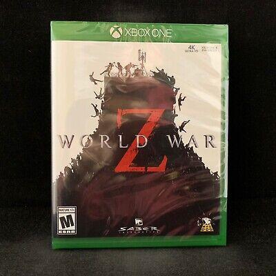 World war z xbox one release date