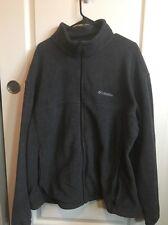 COLUMBIA SPORTSWEAR Gray Men's Utilizer II fleece inner light Jacket, XXL