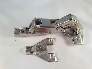 Image Is Loading 165 Degree Opening Kitchen Cabinet Hinge Face Frame