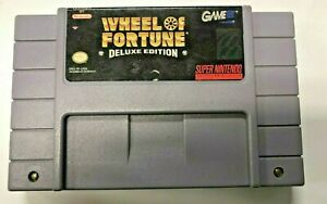Super-Nintendo-SNS-XF-USA-WHEEL-OF-FORTUNE-Deluxe-Edition-Tested-1991-1992-SNS6