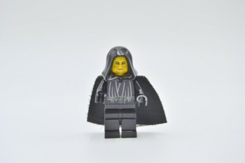 LEGO Figur Minifigur Star Wars Imperator Palpatine sw0066 sw066 aus Set 3340