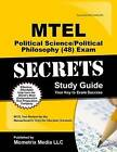MTEL Political Science/Political Philosophy (48) Exam Secrets, Study Guide: MTEL Test Review for the Massachusetts Tests for Educator Licensure by Mometrix Media LLC (Paperback / softback, 2016)