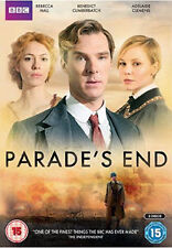 DVD:PARADES END - NEW Region 2 UK
