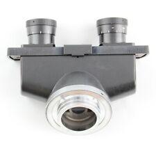 Leitz Microscope Binocular Head 43mm
