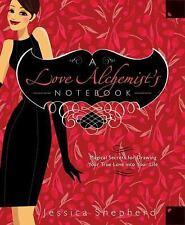 Love Alchemist's Notebook Book ~ Wiccan Pagan Supply Valentine Love Sex