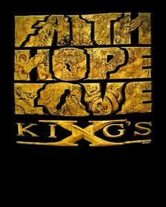 KINGS-X-cd-cvr-FAITH-HOPE-LOVE-Official-SHIRT-3XL-New-may-the-groove-be-with-you