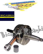 6491 - ALBERO MOTORE MAZZUCCHELLI BIELLA CROMATA GILERA RUNNER 125 150 2T FX FXR