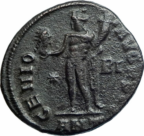 Details about  /MAXIMINUS II Daia Authentic Ancient 312AD Antioch Roman Coin GENIUS SOL i78566