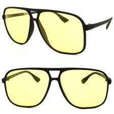 91ee99ebe9 item 3 Yellow Lens Sunglasses Night Vision Driving UV400 Men s Womens  Glasses -Yellow Lens Sunglasses Night Vision Driving UV400 Men s Womens  Glasses