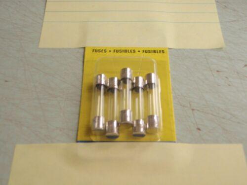 FUSE MARINE GRADE AGC 20 AMP 11354 GLASS 5 PAC RV BOAT AUTO 12V 24V 32V DC FUSES