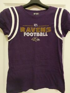 37b6c95c5 Image is loading Nfl-Team-Apparel-Baltimore-Ravens-Womens-purple-small-