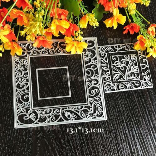 Metal Cutting Dies Stencils for DIY Scrapbooking album Decorative Embossing Tool