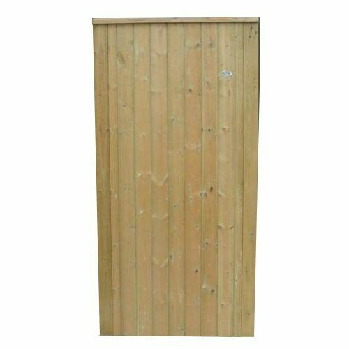 T//G WOODEN GARDEN GATE TOUNGE GROOVE  H//DUTY  SIDE GATE FULL BRACE FLAT//ARCHED