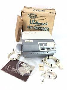 WOLLENSAK-T-1500-Reel-to-Reel-Tape-Recorder