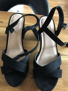 Dorothy Perkins Wide Fit Shoes Size 7