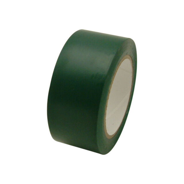 x 36 yds. 3//4 in Clear JVCC V-36P Premium Colored Vinyl Tape