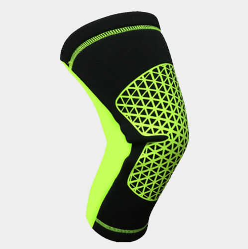 2Fit sports Knee Compression Sleeve Brace Running,Cycling,Jogging,Basketball Gym