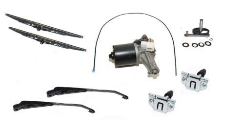Defender Essuie-Glace Motor Vehicle Kit//Set-s/' adapte 2002-2016 Left Hand Drive LRC1423