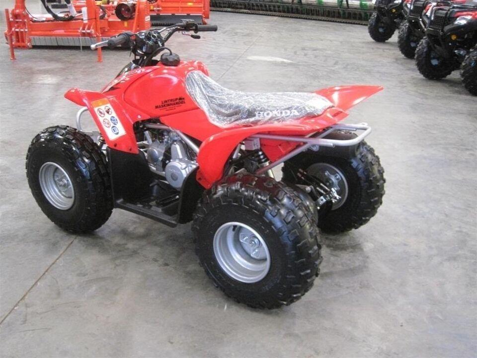 Andet, TRX 90 X Kvalitets ATV som starter hver gang.